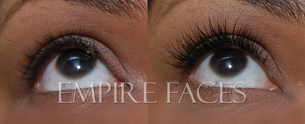 Eyelash Extensions by Lara Toman of Empire Faces.