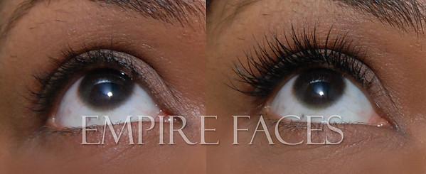 Eyelash Extensions by Lara Toman of Empire Faces.