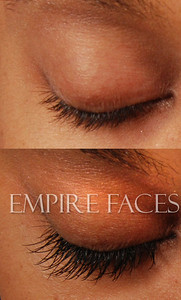 Novalash Extensions by Lara Toman, of Empire Faces, Advanced Certified Lash Technician & Trainer.