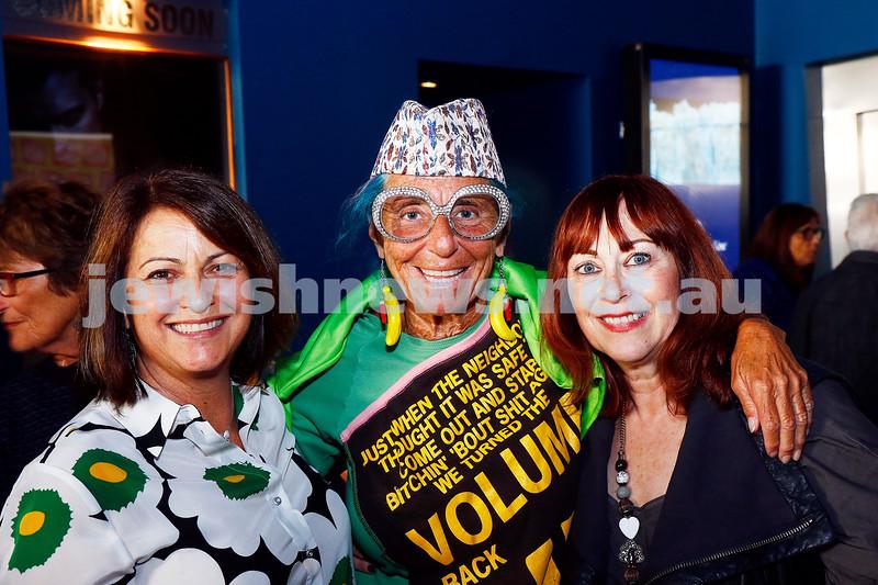 From left: Debbie Strauch, Dee Goldberg, Betty Schmideg.