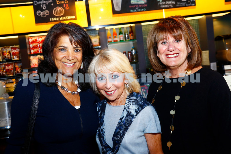 From left: Ilana Kempler, Rosie Lew, Ros Rabaiov.