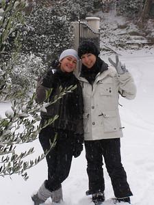 Lou et Pauline