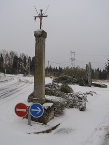 Croix du chemin Saint-Bonnet