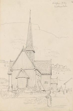 Fåvang church