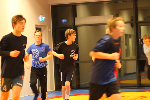 Fællestræning nov 2015