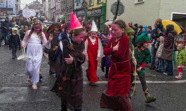 Féile Na Bealtaine Parade 2014