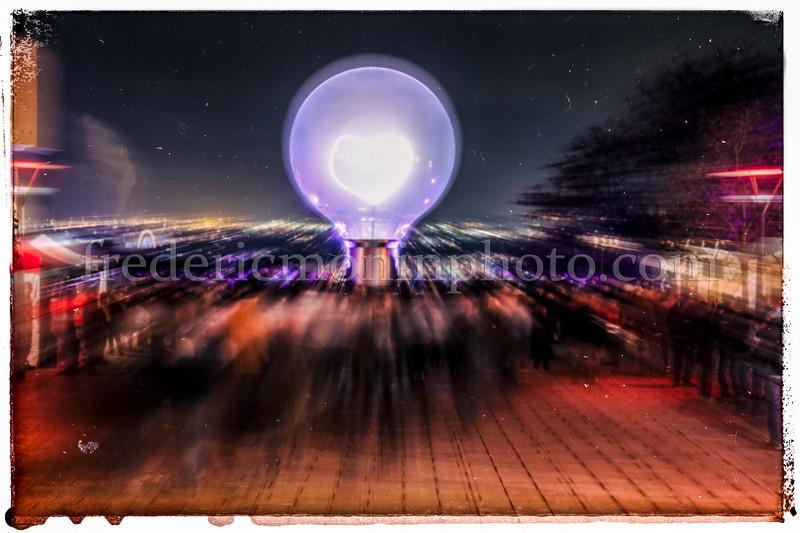 Lyon, ville de la lumière ...