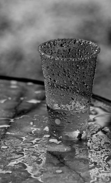 Vous prendrez bien un verre d'eau de pluie ?