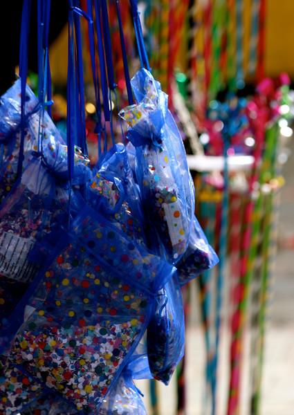 Des confettis à gogo !