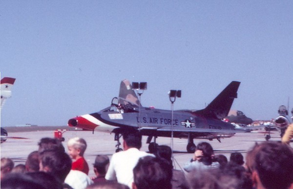 Thunderbird 4 April 68 By Ben A Brown