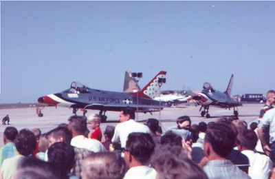 Thunderbirds 5 April 68 By Ben A Brown