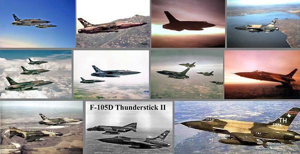 F-105D Thunderstick II