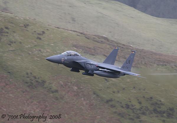 01-2004/'LN' (48 FW Multi marks) F-15E - 17th December 2008.