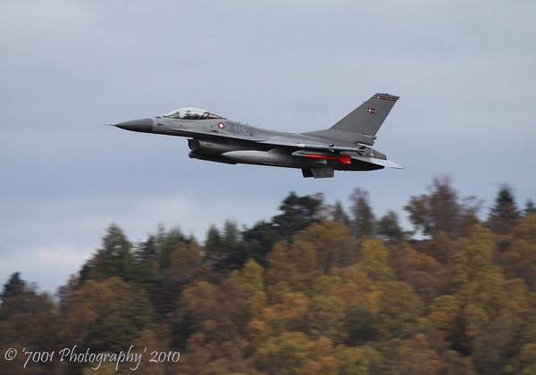 E-610 F-16A - 14th October 2010.