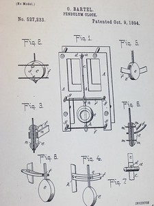 O. Bartel patent, No. 527,233; Patented Oct. 9, 1894