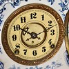 The dial is made of cellulloid