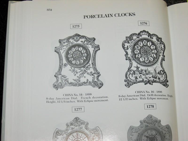 """Kroeber Clocks"", p. 372, showing ""China No. 16"""