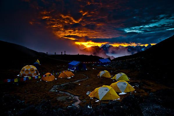 Shangri La basecamp - Nepal