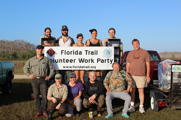 Volunteer Work Parties/F-Troops