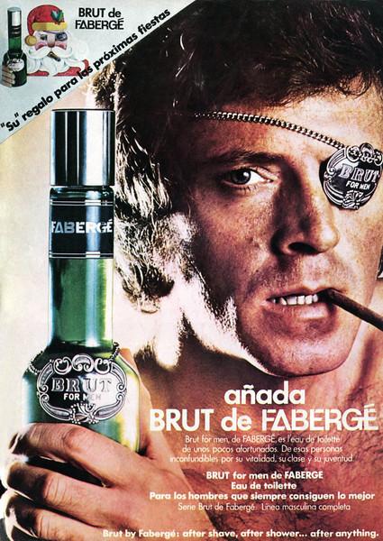 FABERGÉ Brut 1972 Spain 'Añada Brut de Fabergé - Su regalo para las próximas fiestas'