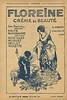 FLOREINE Diverse (Kalis - Mandragore - Rose Lilas - Muguet - Oeillet- Violette) 1920 France