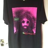 """Flaming Lips, 2017. """"There Should Be Unicorns"""" tee. This was the tour where Wayne 'rode' through the crowd on an actual unicorn, whilst performing the song of the same name. Purchased at the Birmingham O2 Academy on 12th August."""