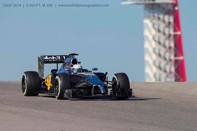F1 COTA 2014