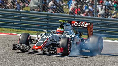 Formula 1 - US Grand Prix - Day 2 - 161021