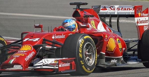 Fernando Alonso 2014