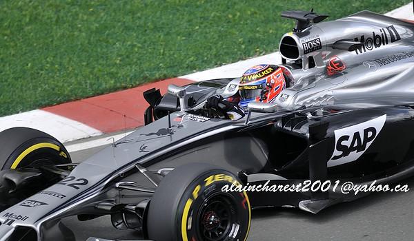 Jenson Button 2014