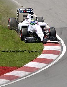 Felipe Massa 2014