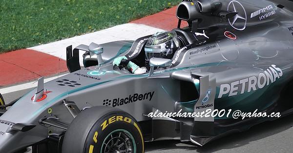 Nico Rosberg 2014