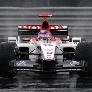 Montreal Grand Prix, Montreal, Qc, Canada, 2003: Jacques Villeneuve, BAR-Honda