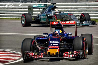 Carlos sainz Jr, Grand Prix du Canada 2015