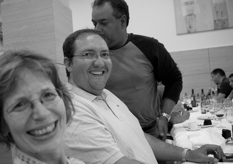 Joyce, Ramon and Carlos
