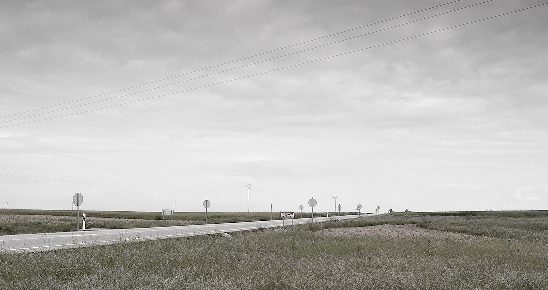 Flatlands around Uceda