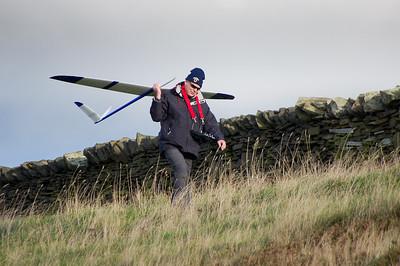 Martin Newnham was testing his Freestyler