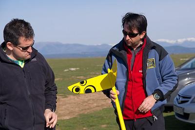 Iñaki and Fernando