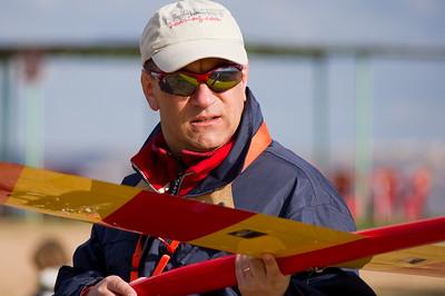 Third time winner Pierre Rondel