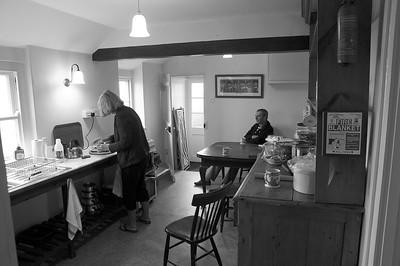 Breakfast chez nous, courtesy Liz