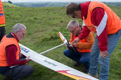 John Phillips was flying an RCRCM Toba