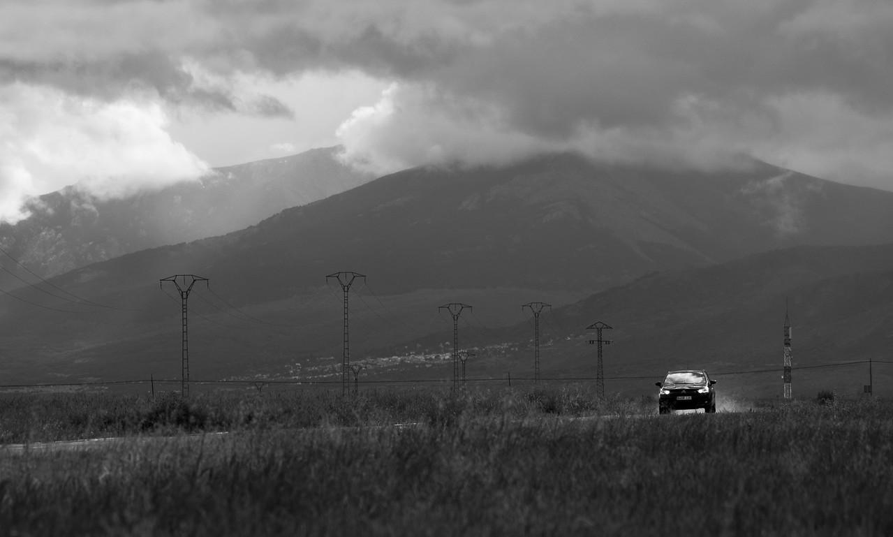 Uceda landscape
