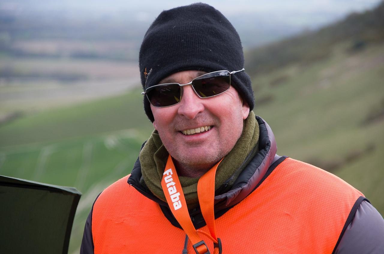 Graeme Mahony came splendid third with Fosa Space Lift