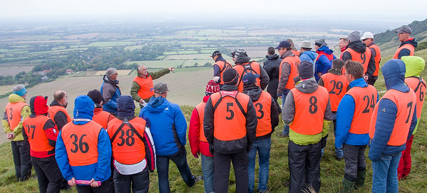 The Long Man, Day 1 - Pilots briefing