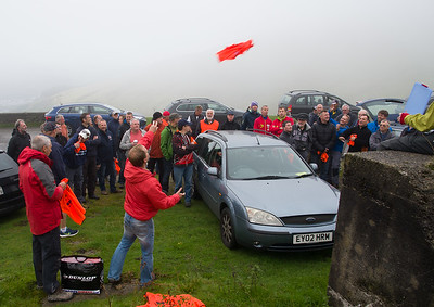 Day ONE: Bib tossing - an annual Welsh tradition