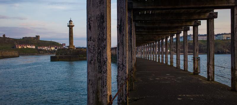 Under West Pier
