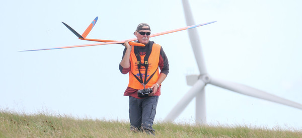 Those turbines are facing WNW - there was a crosswind for most of the comp