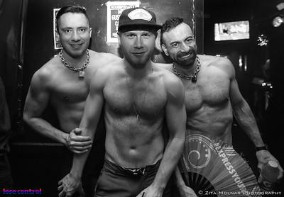 Lose Control Launch Party feat  DJ Mes, Jason Godfrey, d.Santis, Craft  at F8 - San Francisco [7.14.18]
