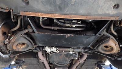rusty exhaust