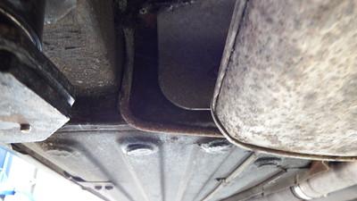 rusty fuel line
